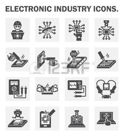 470,283 Electronics Stock Vector Illustration And Royalty Free.