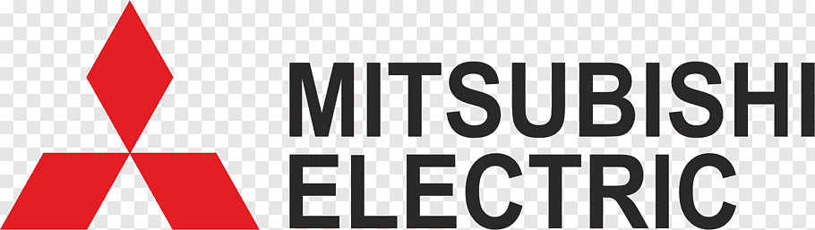 Mitsubishi Electric logo, Mitsubishi Electric Air.