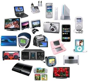 PNG Electronics Transparent Electronics.PNG Images..