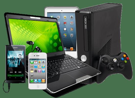 Gadget PNG Free Download.