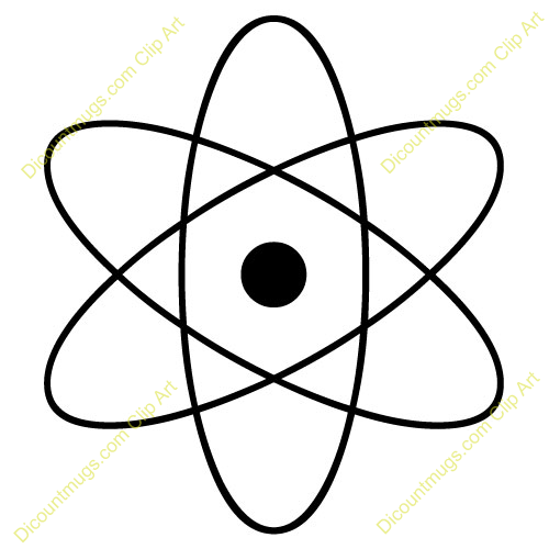 Atom Clip Art.