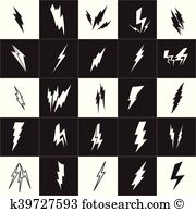 Electrostatic charging Clip Art Vector Graphics. 31 electrostatic.