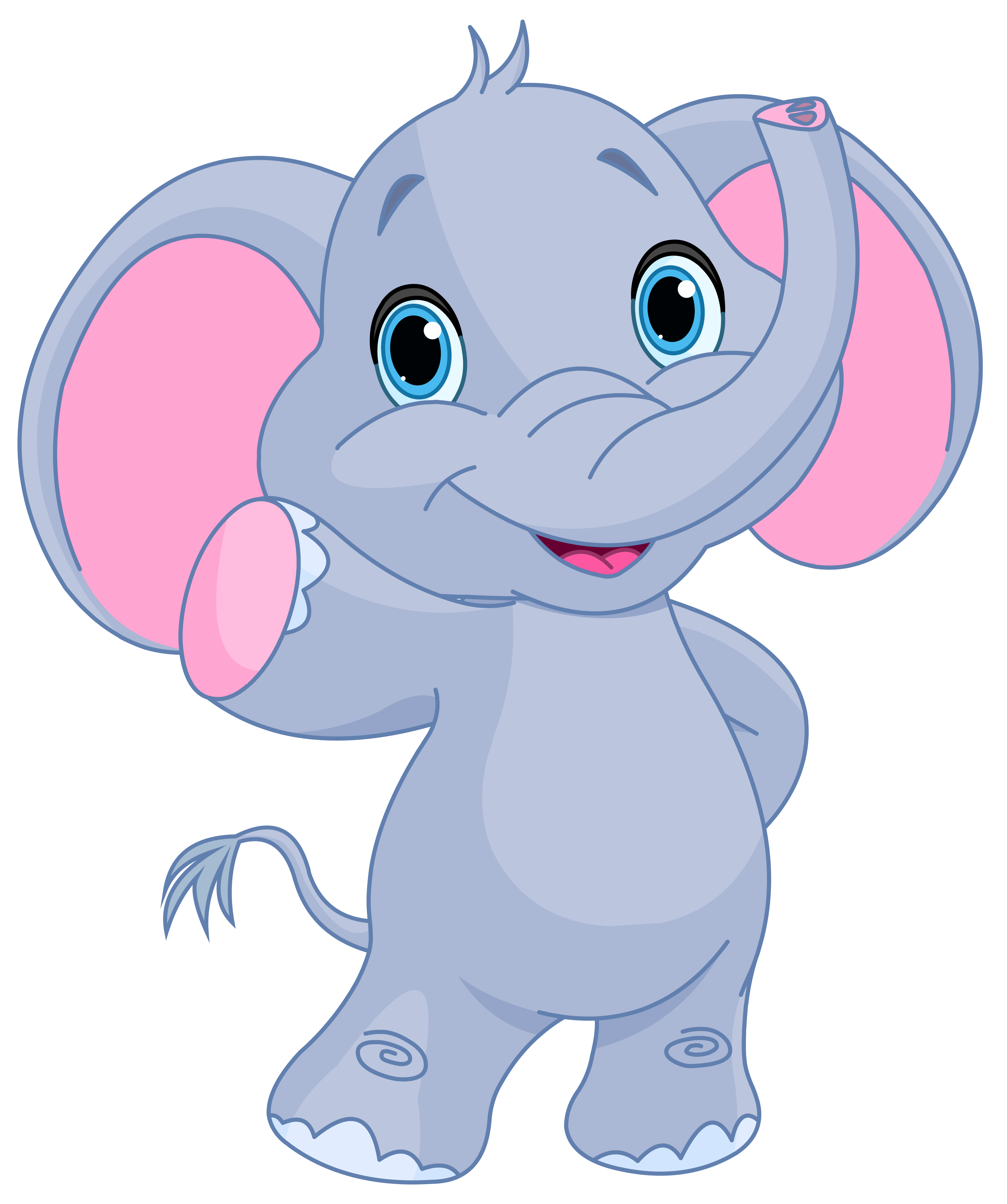 Baby Elephant Clipart & Baby Elephant Clip Art Images.