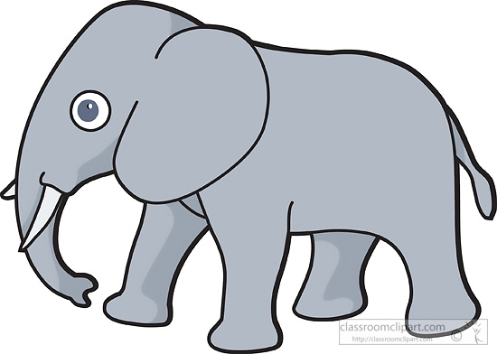 Elephant clipart no background.