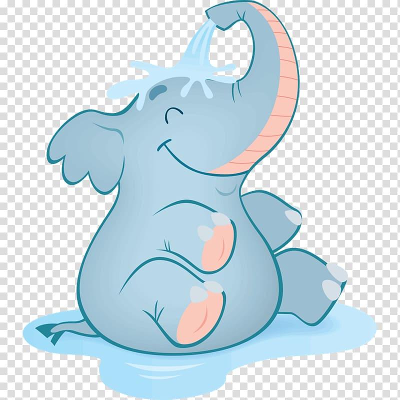 Child Infant Drawing Sticker Cots, elefante bebe transparent.