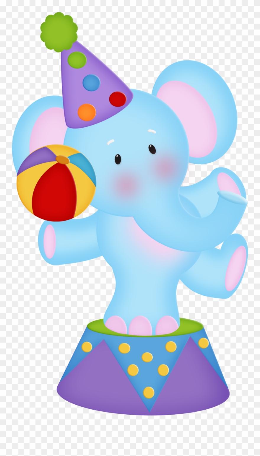 Circus Elephant Clip Art Clip Art.