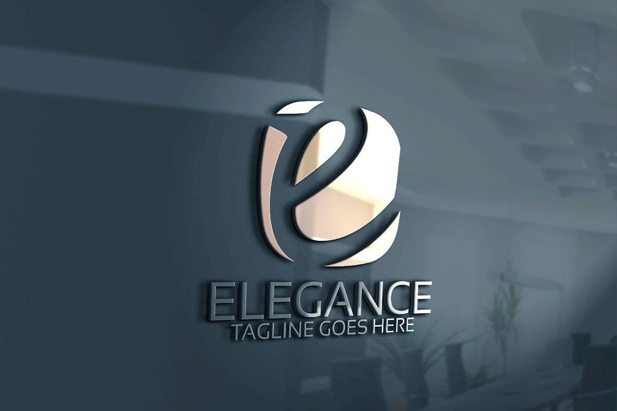 Elegance Logo / E Letter.