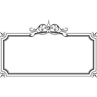 Free Elegant Frame Cliparts, Download Free Clip Art, Free Clip Art.