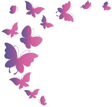 Elegant butterfly clipart 2 » Clipart Portal.