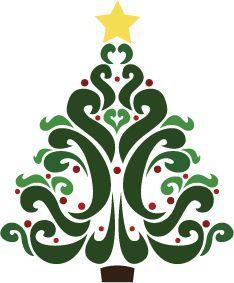 Free elegant christmas clipart 5 » Clipart Portal.
