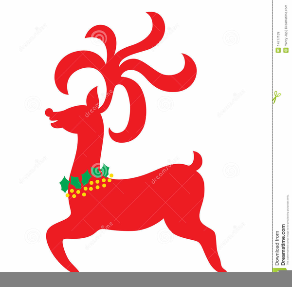 Elegant Christmas Clipart Free.