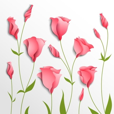 Elegant flowers clipart free vector download (17,803 Free.