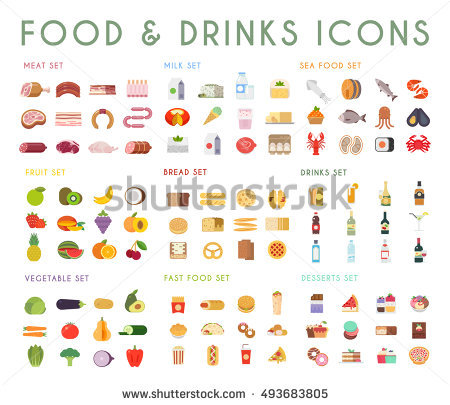 Food And Drink Stock Images, Royalty.