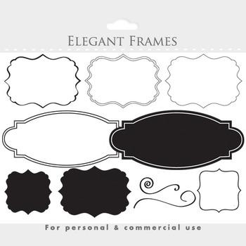 Frames clipart.
