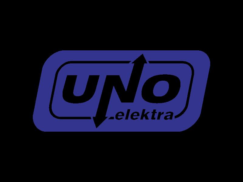 Uno Elektra Logo PNG Transparent & SVG Vector.