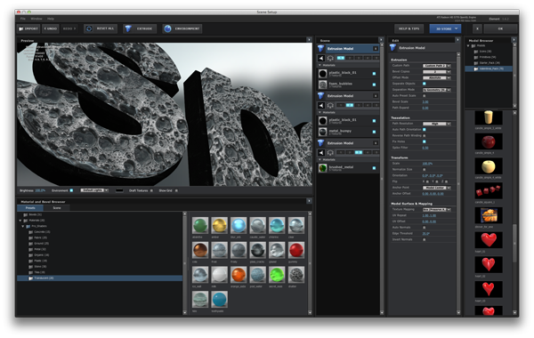 Video Copilot's Element 3D V.1.6.2 for After Effects.