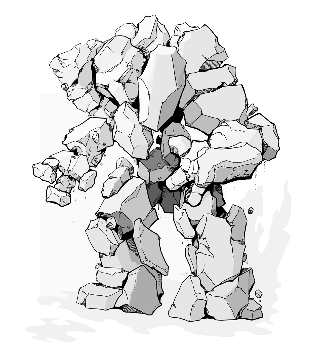 File:DnD Stone Elemental.png.