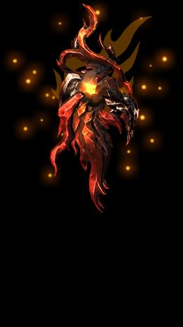 Orb of Elemental Fire.