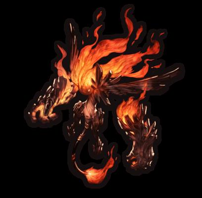 Fire Elemental.