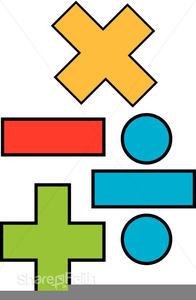 Software Math Clipart Elementary.