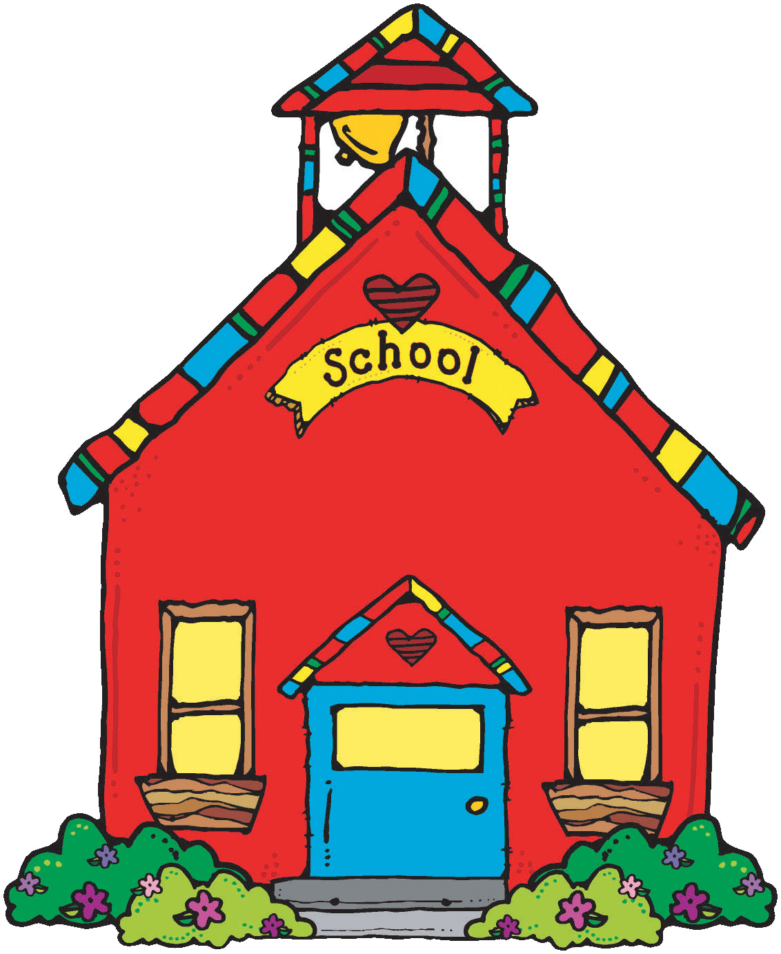 School Elementary Clip Art Clipart Collection Transparent Png.