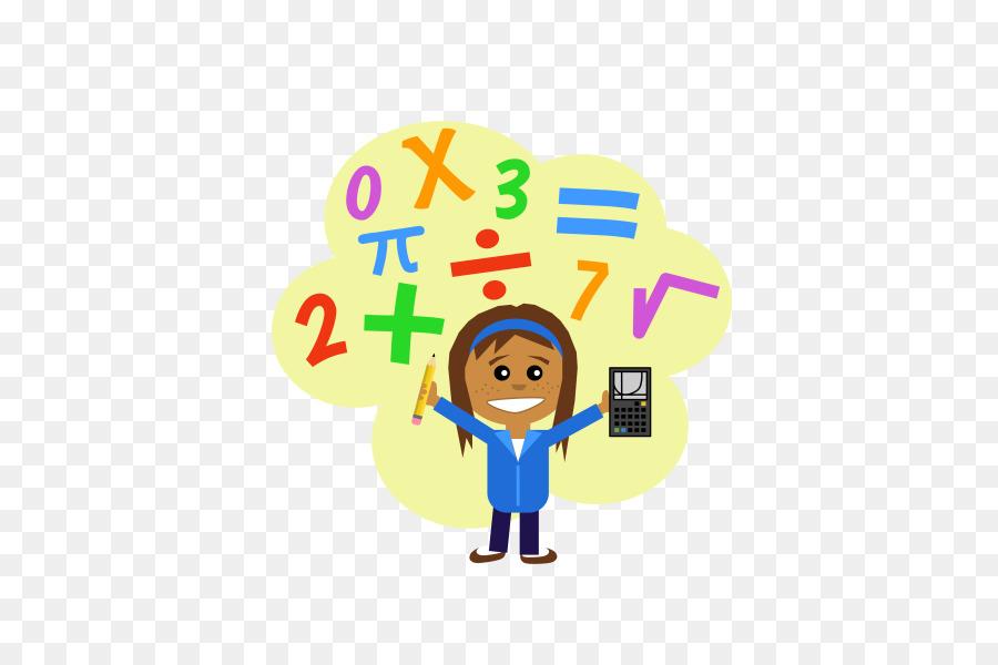 Elementary Mathematics Clip Art.