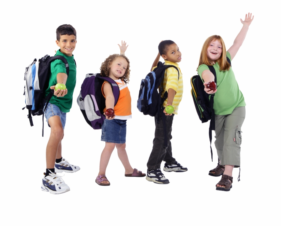Back To School Kids Png Photos.