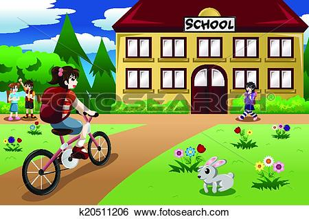 Elementary school Clipart Vector Graphics. 17,314 elementary.