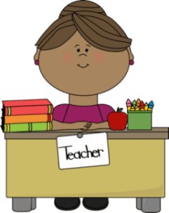 meet the teacher clipart.