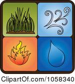 Elements Clipart.