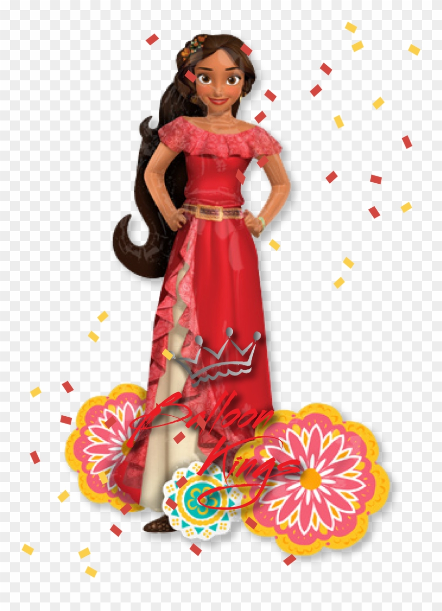 Elena Of Avalor Airwalker Balloon Kings.