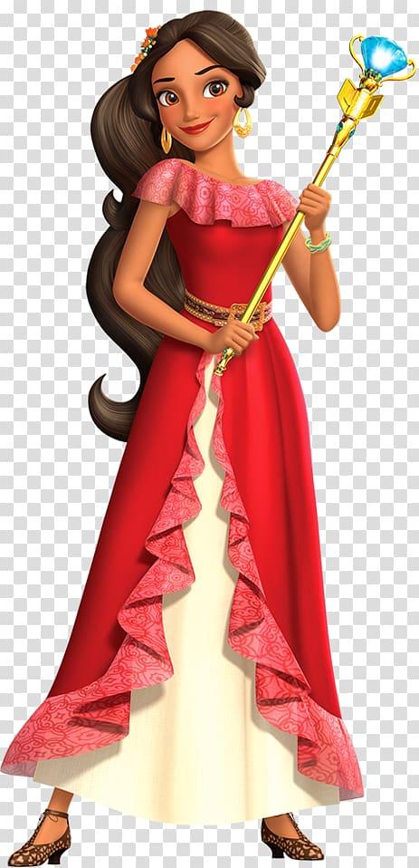 Disney princess illustration, Elena of Avalor Disney Princess The.
