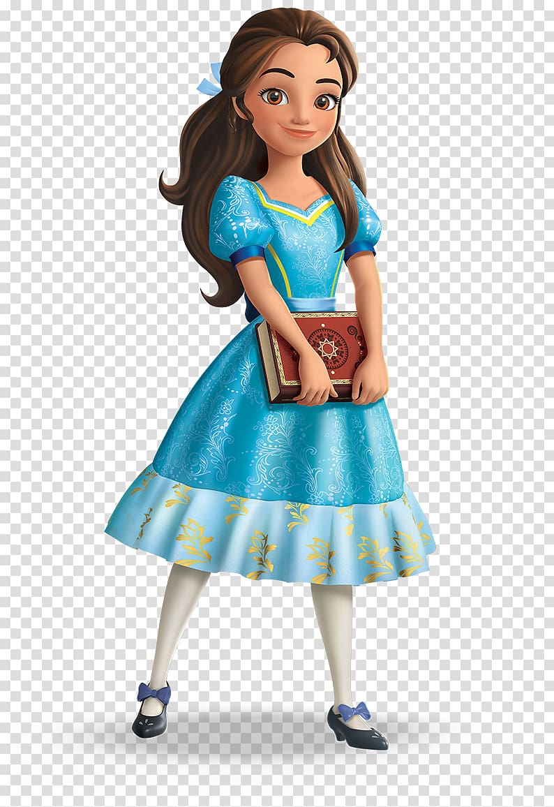 Princess Elena of Avalor character illustration, Aimee Carrero Elena.