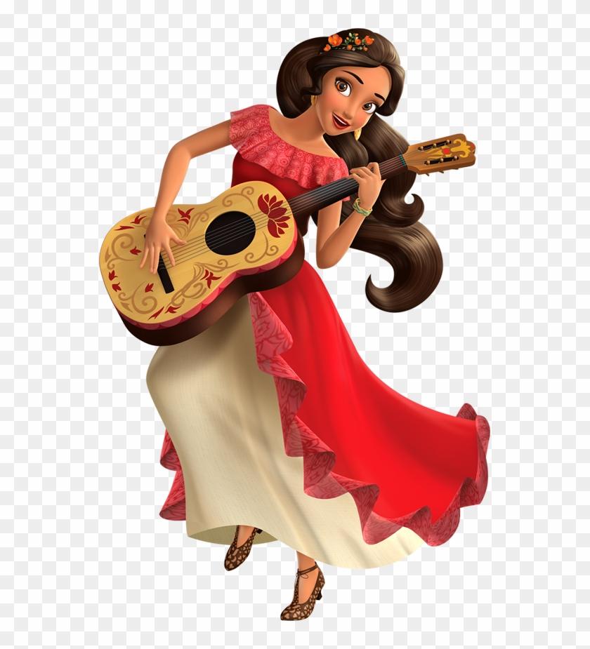 Elena Of Avalor Guitar, HD Png Download.