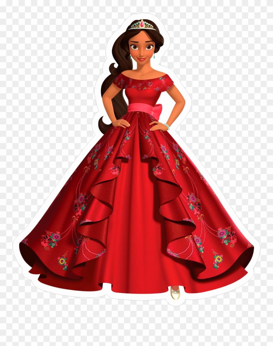 Disney Princess Elena Clipart (#707783).