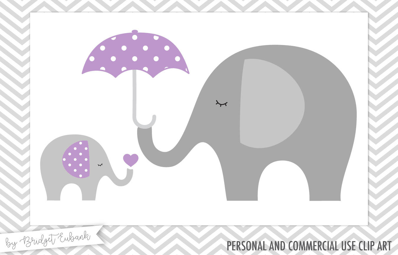 Elephant baby clipart 2 » Clipart Station.
