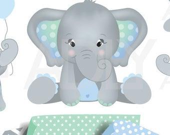 Girl Elephant shower baby elephant elephants clip art png.