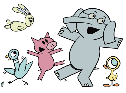 Mo Willems.