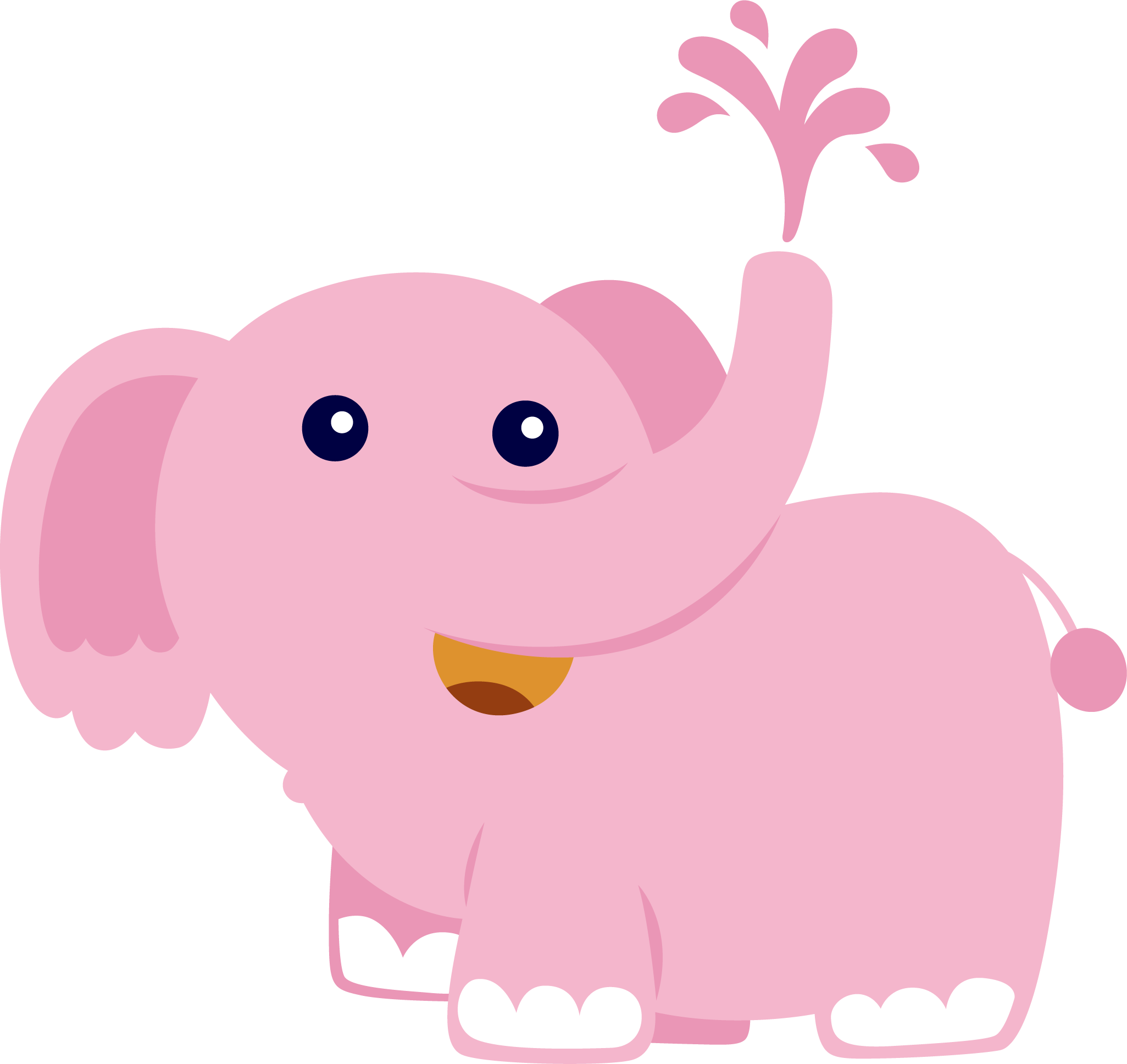 Elephant and piggie trunk image free stock pumpkin png files, Free.