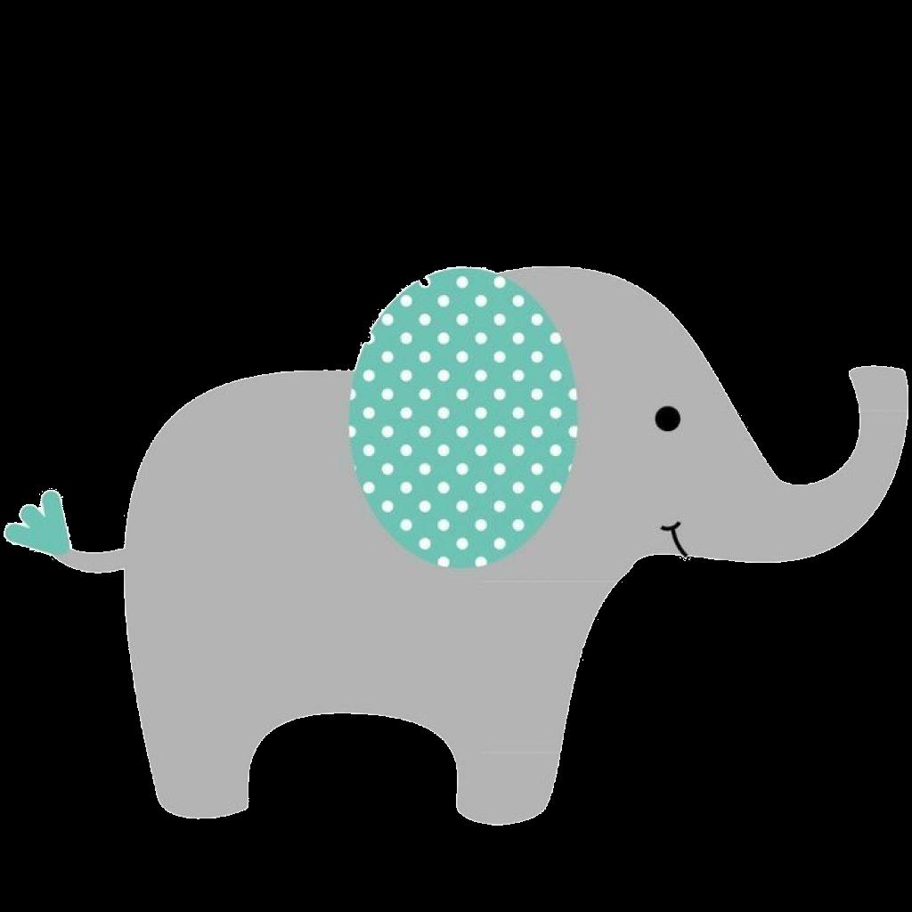 Elephant Baby Clipart Ba Halias Shower Space Transparent Png.