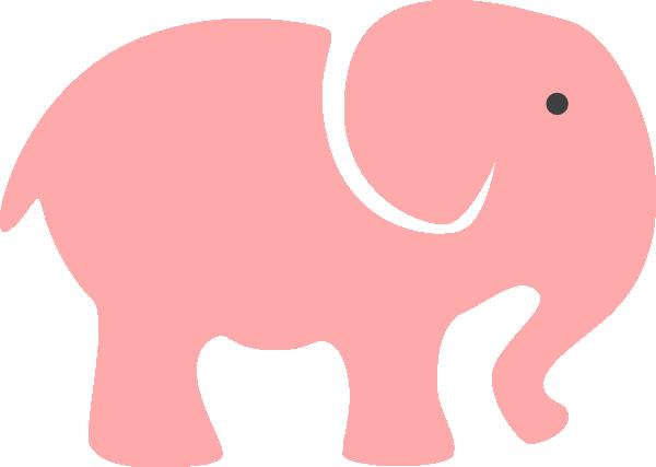 Elephant Baby Clipart.