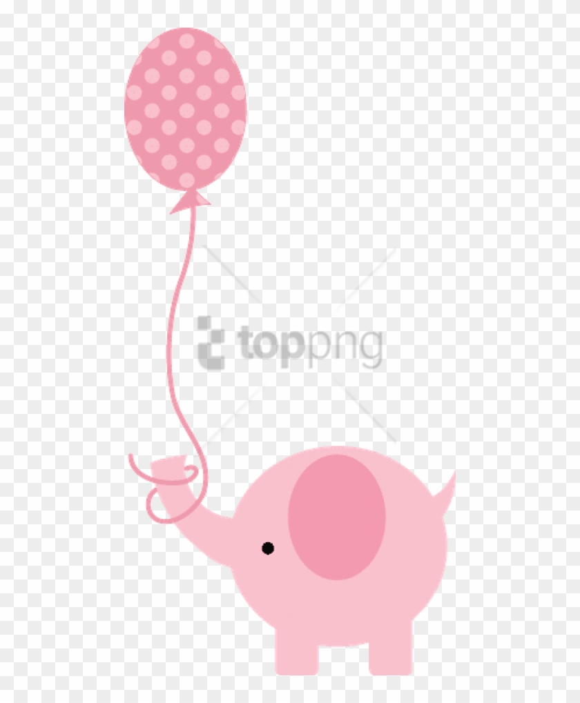 Baby Elephant Baby Shower Png.