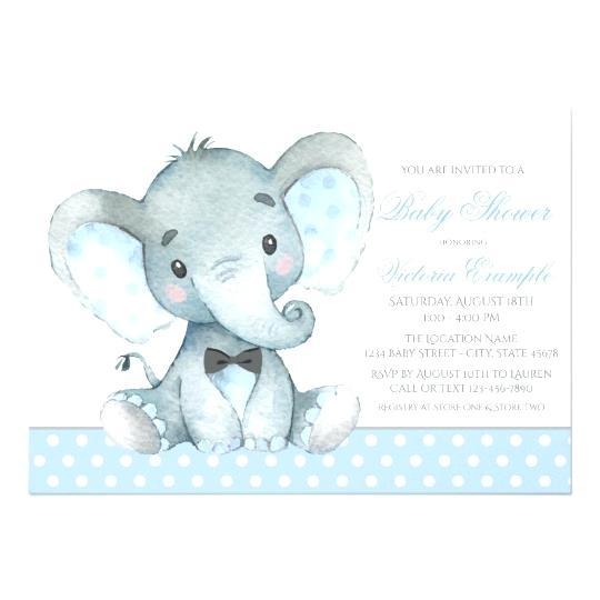 baby elephant baby shower.