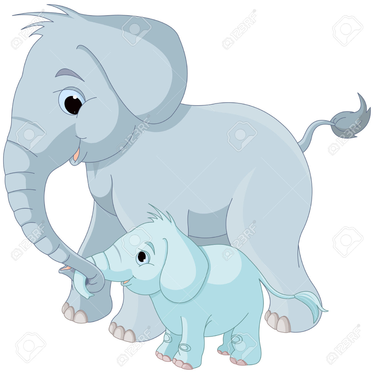Elephant calf clipart 20 free Cliparts | Download images ...