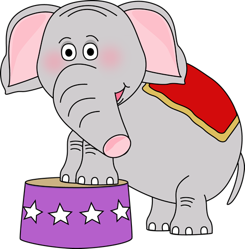 Free Circus Elephant Clipart, Download Free Clip Art, Free.