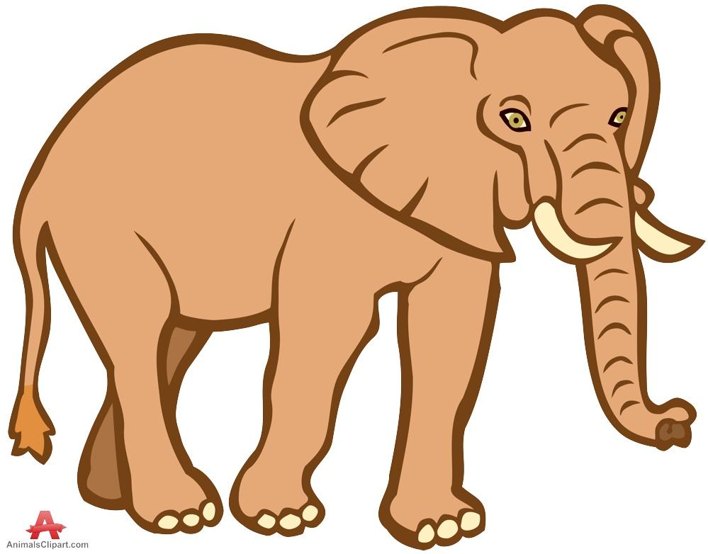 Elephant Clipart.