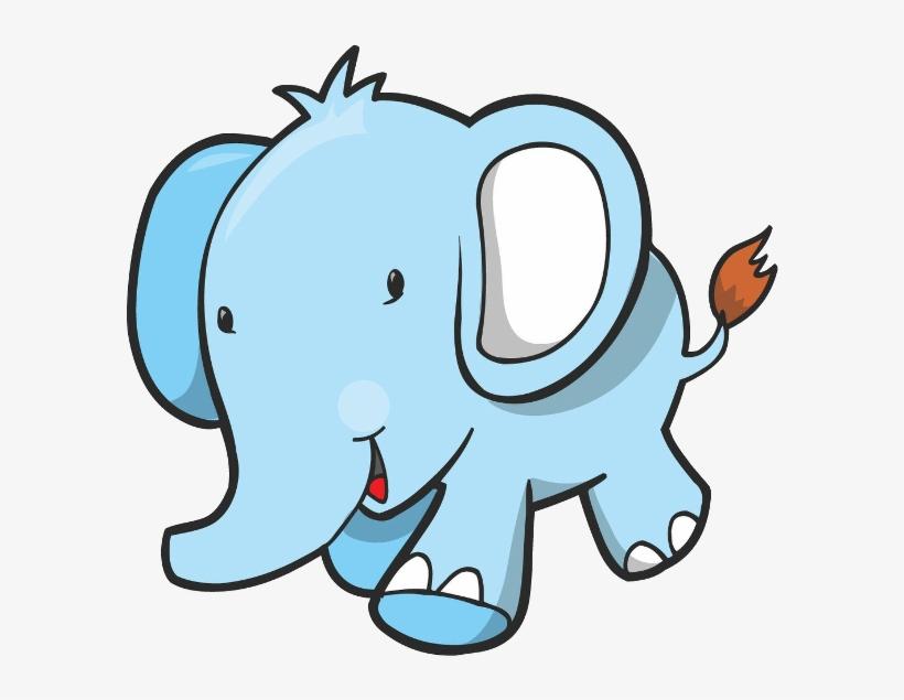 Free Download Blue Elephant Clipart Elephants Clip.