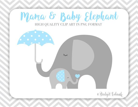 Elephant clipart, Baby elephant clipart, baby shower clipart, baby clipart,  Commercial Use, INSTANT DOWNLOAD.