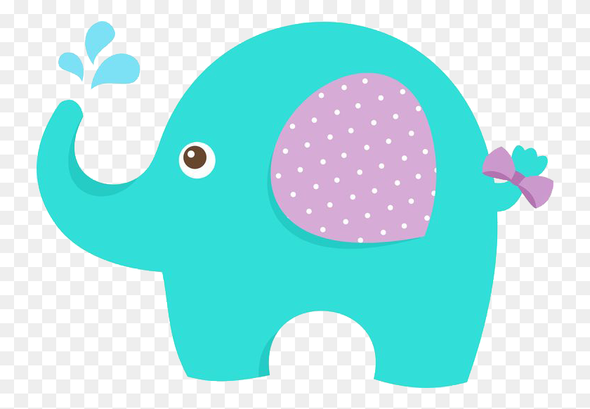 Elephantidae Baby Shower Infant Child Clip Art.