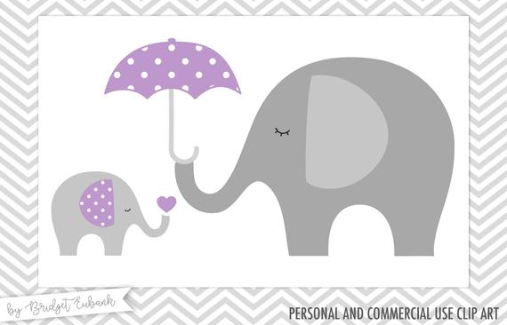 Elephant clipart, Baby elephant clipart, Elephant clip art, baby clipart,  Commercial Use, INSTANT DOWNLOAD.